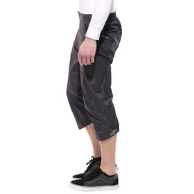 VAUDE Spray III 3/4 Pants Men black